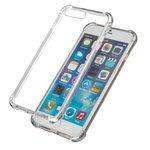iPhone 7 Plus TPU siliconen hoesje transparant met versterkte randen
