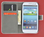 Samsung,galaxy,fame,book,style,wallet,case,wit