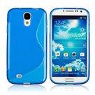 Samsung-i9500-Galaxy-S4-Silicone-Case-S-Style-Hoesje-Blauw