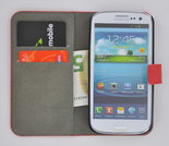 Samsung,galaxy,fame,book,style,wallet,case,roze