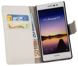 Huawei-Ascend-P7-Wallet-Book-Case-cover-Y-Wit