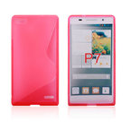 Huawei-Ascend-P7-TPU-Silicone-S-cover-Case--Roze