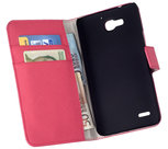 Huawei-Ascend-G750-Honor-3X-Wallet-Book-Case-cover-Y-Roze