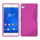 Scase-Sony-Xperia-Z3--TPU-Silicone-hoesje--cover-Case-Roze