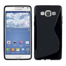 Samsung Galaxy E7 TPU Silicone Case Zwart