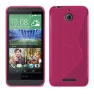 Scase-Roze-HTC-Desire-620G-TPU-Silicone-Case-S-StyleHoesje-Roze