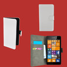 Microsoft-Lumia-535-hoesjes-Wallet-Book-Case-cover-Slim-Wit