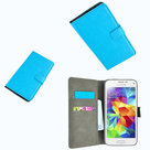 samsung,galaxy,s5,mini,book,style,wallet,case,turquoise