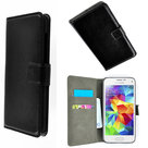samsung,galaxy,s5,mini,book,style,wallet,case,zwart