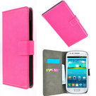 Samsung,galaxy,core,plus,book,style,wallet,case,roze