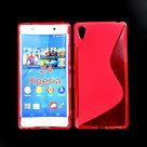 Sony-xperia-Z4-slicone-case-roze