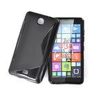 Microsoft-lumia-430-slicone-case-zwart