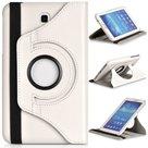 Samsung,galaxy,tab,A,8.0,hoesje,360,draaibare,case,wit