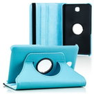 Samsung,galaxy,tab,A,8.0,hoesje,360,draaibare,case,turquoise