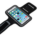 Apple,iphone,6s,plus,hoesje,sport,armband,case,zwart