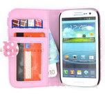 Samsung-galaxy-s3-neo-book-style-wallet-case-polkadot-roze