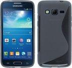 Samsung Galaxy Core Prime ve Slicone Hoesje black