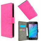 Samsung,galaxy,j2,book,style,wallet case,roze