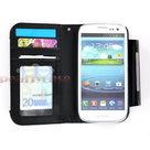 Samsung,galaxy,s4,ve,book,style,wallet,case,zwart