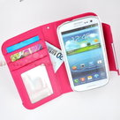 Samsung,galaxy,s4,ve,book,style,wallet,case,roze