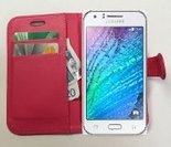 Samsung,galaxy,j1,ace,book,style,wallet case,roze
