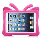 Apple,ipad,2,beschermhoes,case,voor,kinderen,vlinder,roze
