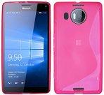 Microsoft-lumia-950-xl-slicone-case-roze