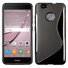 Huawei-Nova-smartphone-hoesje-siliconen-tpu-case-s-line-zwart