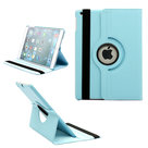 Apple-iPad-Pro-10.5(2017)-kunstleder-tablethoes-360°-draaibare-bookcase-turquoise