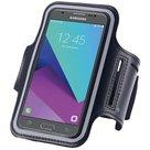 Samsung-Galaxy-J7-2016-Sportarmband-Hardloopband-Zwart