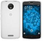Mat-transparant-siliconen-tpu-hoesje-voor-Motorola-Moto-C-Plus