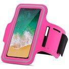 Sportarmband-Hoesje-voor-iPhone-X-Roze