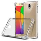 Transparant tpu hoesje met versterkte hoeken voor Samsung Galaxy J5 2017