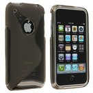 Apple-iPhone-3G-3GS-Silicone-Case-S-Style-Hoesje-Smoke