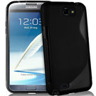 Samsung-N7100-Galaxy-Note-2-Silicone-Case-S-Style-Hoesje-Zwart
