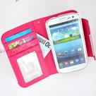Samsung-i8190-Galaxy-S3-Mini-Wallet--Case-hoesje-uitneembaar--Roos