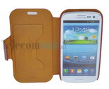Samsung,galaxy,s3,mini,book,style,wallet,case,bruin