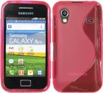 Samsung-S5830-Galaxy-Ace-Silicone-Case-S-Style-Hoesje-Roos