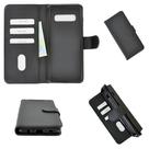 Samsung Galaxy S10 plus wallet bookcase hoesje zwart