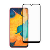 Pearlycase Tempered Glass / Glazen Screenprotector Full Cover Zwart voor Samsung Galaxy A50 Gehard Glas_9