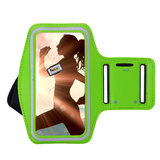 Huawei Mate 30 Pro hoes Sportarmband Hardloopband hoesje Groen Pearlycase_9