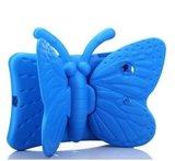 Apple,ipad,mini,beschermhoes,case,voor,kinderen,vlinder,lichtblauw1