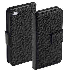 Apple iPhone 6 - Wallet Book Case / cover Y - Zwart