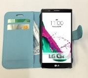 Lg,g4,beat,book,style,wallet,case,turquoise