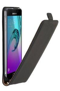 Flipcase hoesje voor Samsung Galaxy A5 (2017) - Eco Zwart