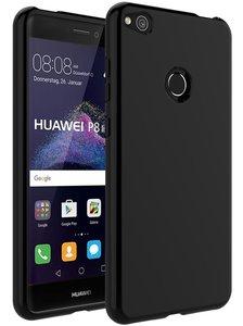 Zwart-TPU-hoesje-voor-Huawei-P8-Lite-(2017)