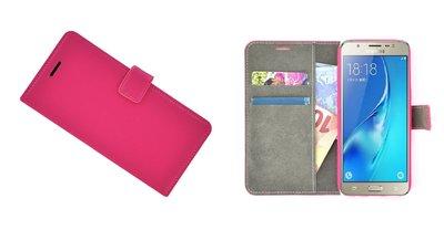 Roze-Luxe-Bookcase-Wallet-hoesje-voor-Samsung-Galaxy-J5-2017