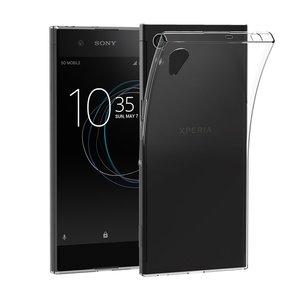 Sony-Xperia-XA1-Transparant-Siliconen-TPU-hoesje