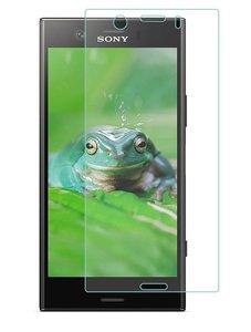 Tempered-glass-/-Gehard-Glazen-Screenprotector-voor-Sony-Xperia-XZ1-Compact