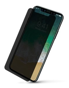 Privacy Tempered Glass / Glazen Screenprotector voor Apple iPhone X
